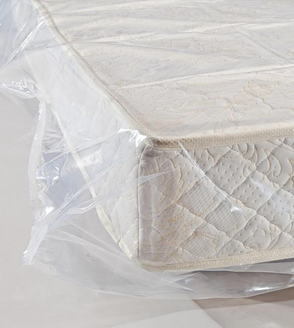 Mattress packaging materials